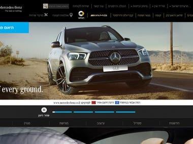 Mercedes-benz Sales Center