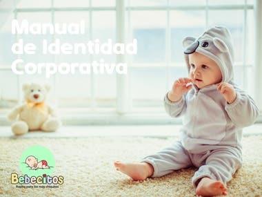 Branding + Manual de Identidad Corporativa
