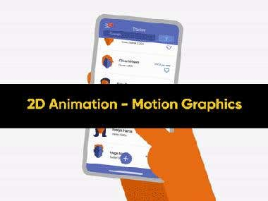 Animation Motion Graphics