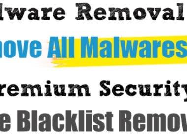 SSL / Malware removal service