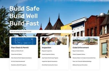 Design and Code Responsive Website
