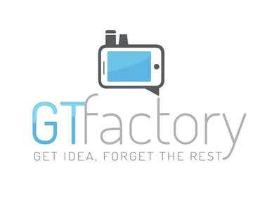 Gt Factory Logo