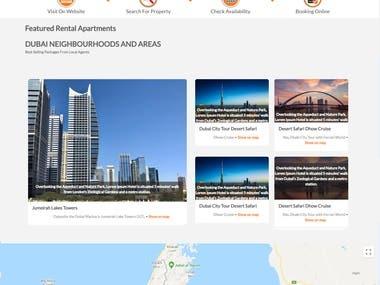 ur-keys.com - A Holidayshome Portal for Rooms Booking