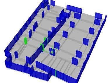 Mat foundation Design