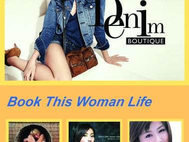 Magazine Cover Desingn