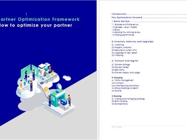 Technical Writing - Optimization Framework
