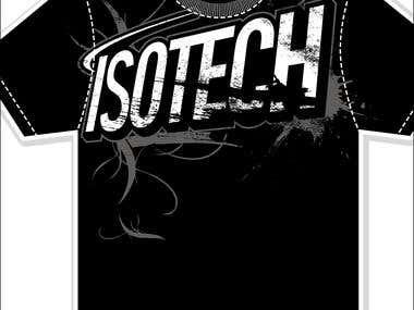 Isotech large logo