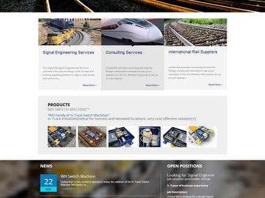 United Rail LLC