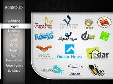 Logo & Print designs