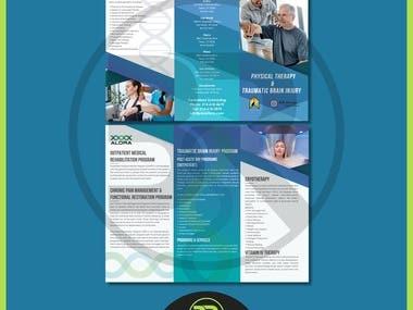ALORA Tri-Fold Brochure