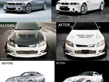 Car body modification