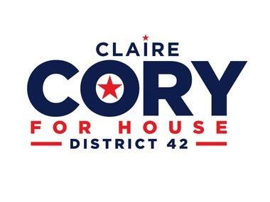 Claire Cory Logo Design