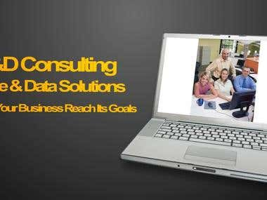 Short presentation video for J&D Consulting