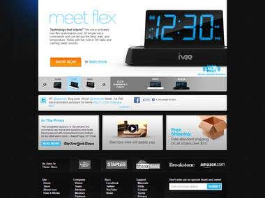 ivee Alarm Clocks Gift Store