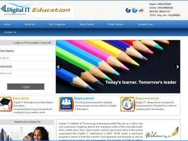 Education Site