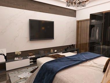 Interior Bedroom Interior Bedroom