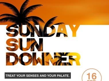 sunday sundowner