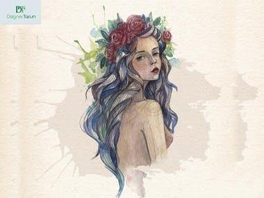 Illustration , Drawing, Art