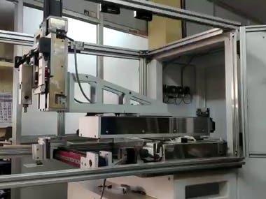 multi_axis_controller glue dispensing machine