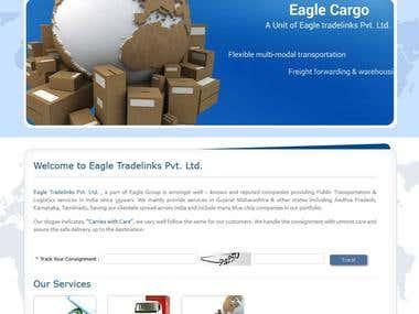 Eagle Cargo ERP for Transportation & Logistics Company
