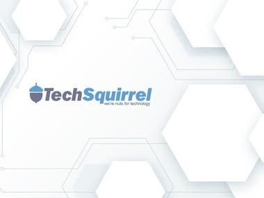 Tech Squirrel - Logo