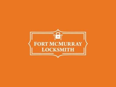 Port Mc Murray Locksmith - Logo