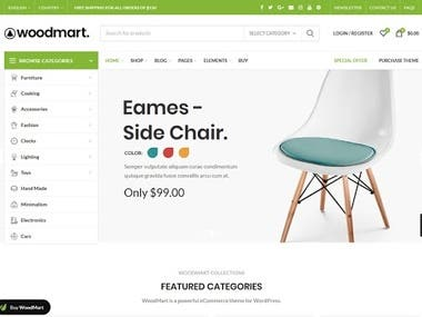 WoodMart WooCommerce Theme