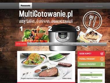 Panasonic - Multigotowanie.pl