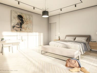 Interior Design (Bedrooms)