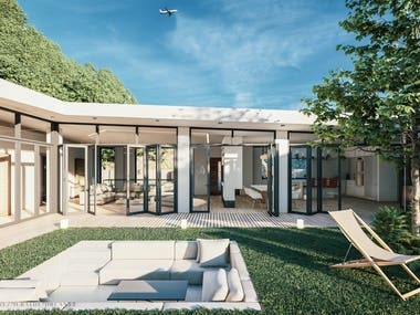 Exterior Design (Residential)