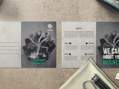 Post Card Design Bundle