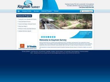 Kaymak Survey