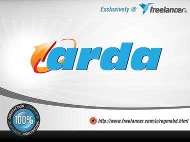 "Logo for ""Arda"""