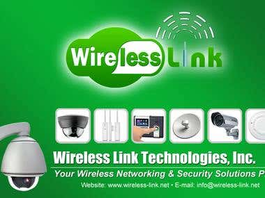 Wireless Link Technologies, Inc. Business Card