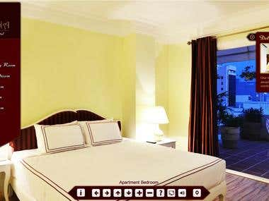Website & Panorama Virtual Tour Mayana Hotel