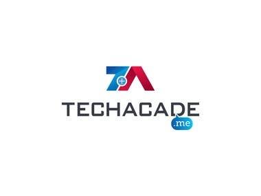 TechAcade Logo Design