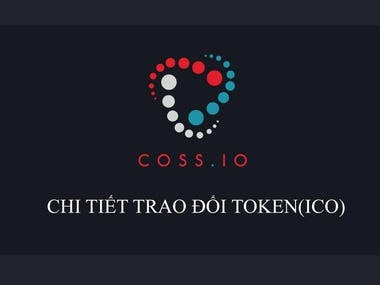 [ENG-VIE] COSS Annoucement Translation