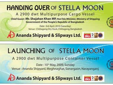 Handing Over and Launching of STELLA MOON