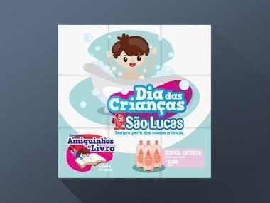 Children's Day Ad Campaign