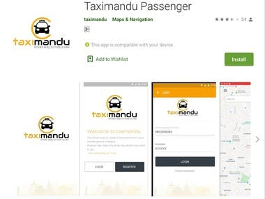Taximandu - taxi booking app