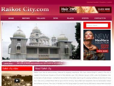 Raikot City.com