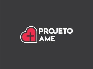 Logo design for Brazillian Christian Charity