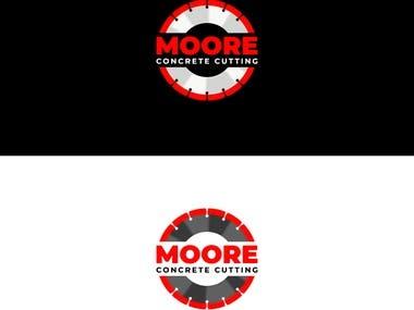 Moore Logo Design