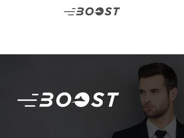 Boost Logo Design