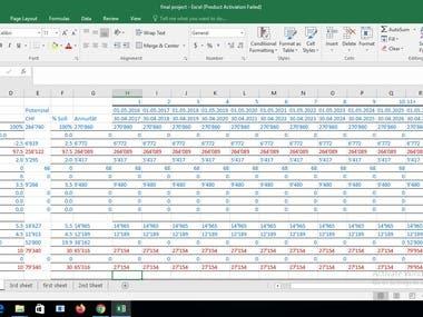 convert pdf into excel