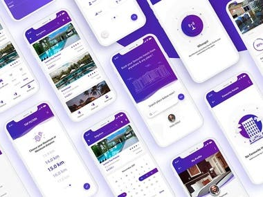 Booking App Development