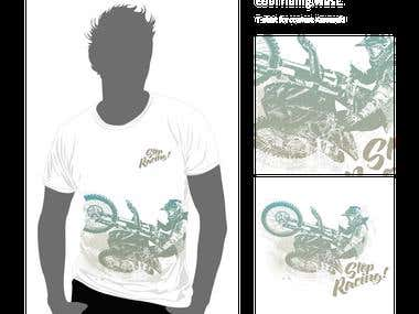 Kawasaki T-shirts