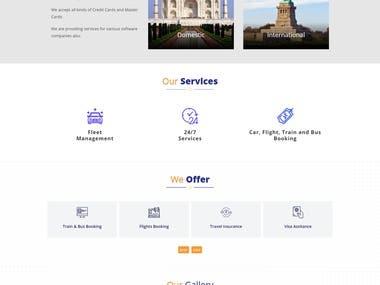 Website Develop/Design