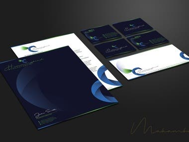 Corporate Identity Package Design
