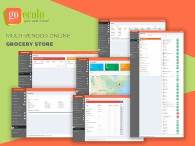 GoEcolo Marketplace   Online Grocery Shopping